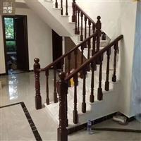 徐州实木楼梯扶手厂家 典和木业