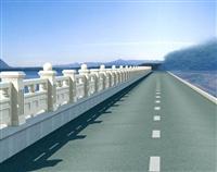 桥栏杆 青石栏杆 仿石栏杆 石栏杆护栏 花岗岩栏杆