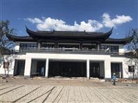 中式門 窗 鋁代木