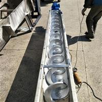 大量出售  U型螺旋输送机  管式螺旋输送机  坤恒保质保量