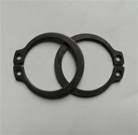a型孔用挡圈_加厚德标轴外卡 轴用弹性挡圈 C型卡簧 卡环 DIN471 轴用挡圈-搜了网