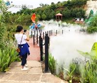 自贡市造雾造雾景观装备