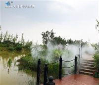 泸州市工程用造雾景观定制