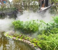 周期喷雾景观机器