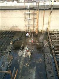 安顺污水池高压化学灌浆堵漏.