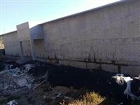 朔州污水池高压化学灌浆堵漏.