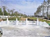 清华石业 定制石栏杆 石栏杆厂家 景区石栏杆