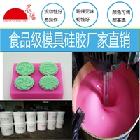 液态加成型硅胶 *食品级铂金硅胶 蛋糕翻糖模具专用液体硅胶