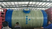 忻州忻府GRP玻璃钢一体化泵站厂家