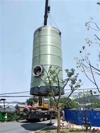 廊坊三河一体化污水泵站价格