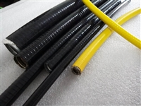 供应仙游县布线用304不锈钢包塑金属柔性导线管厂