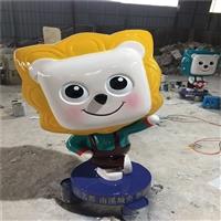 青海大型卡通人物玻璃钢雕塑 玻璃钢卡通雕塑采购批发