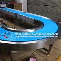 U型餐盤迴收輸送線 環形餐具回收清洗流水線 大型食堂餐盤傳送帶
