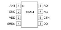 RR234  功耗低,外围简单