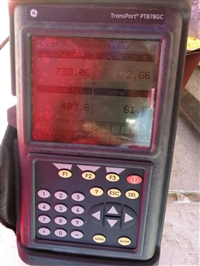 GE PT878GC夾裝式氣體超聲波流量計