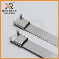 浙江兴荣XR-L型不锈钢扎带 预制式不锈钢扎带