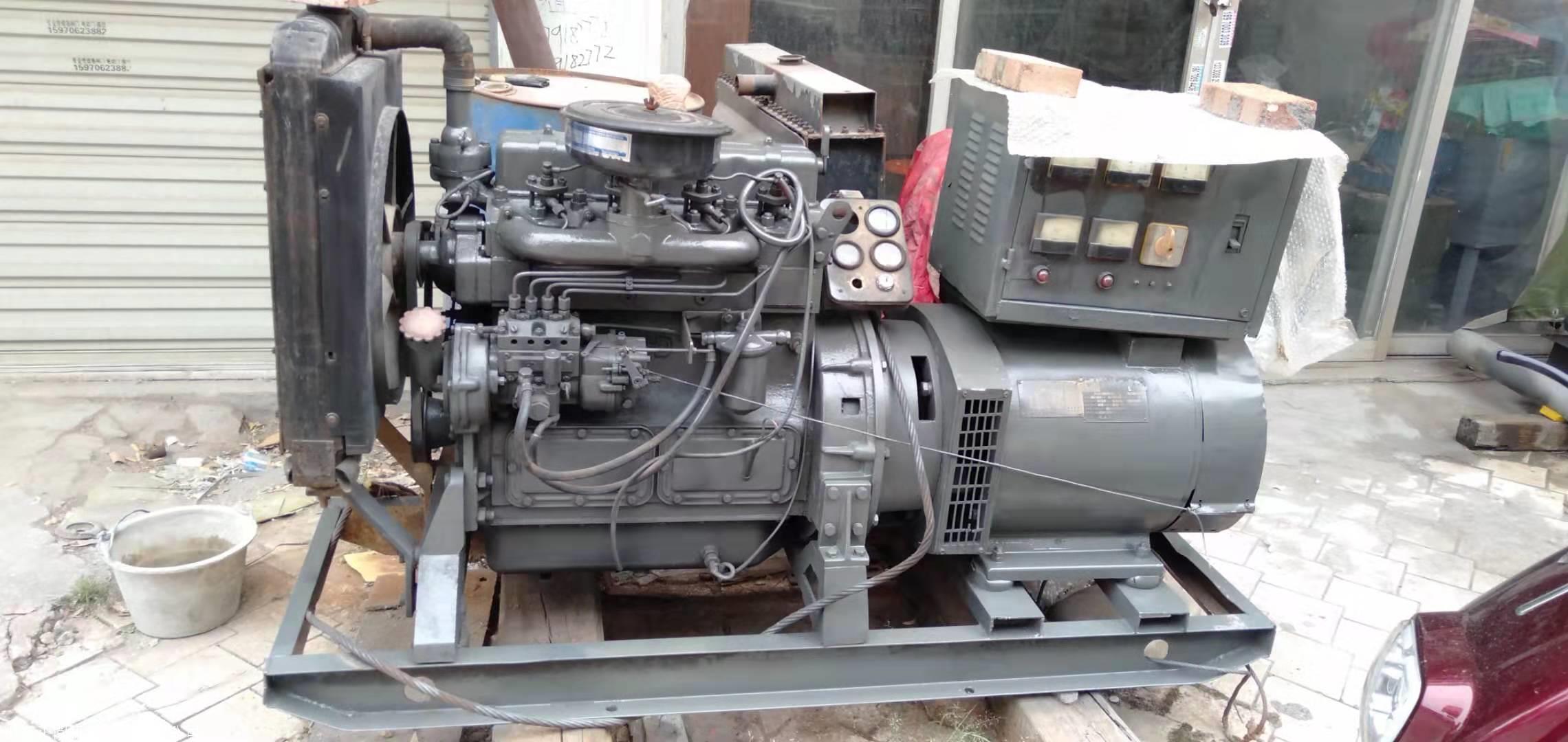 新闻:菏泽自动型发电机出租24小时报价