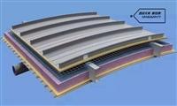 供应西安地区0.7-1.2mm直立锁边系统铝镁锰屋面板
