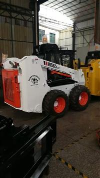 铲车扫地机 936铲车清扫器 滑清扫装载机扫路车定制