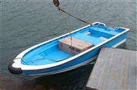 530玻璃钢海钓船_8人玻璃钢冲锋舟钓鱼船快艇