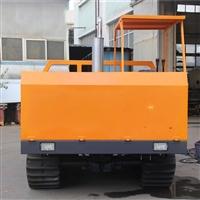 厂家供货 山地5吨履带运输车 运石6吨履带式运输车