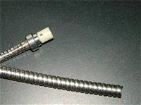 供应南岸仪表接线用Φ5国标304互扣式不锈钢软管价格