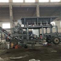 移动式制砂机 鹅卵石破碎机 柴油制砂机设备 石灰岩制砂机
