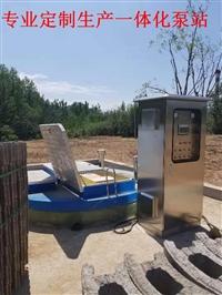 雨水泵站企业 污水提升泵站企业