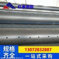 pe给水管8公斤1.6Mpa实壁管承压高密度聚乙烯给水管市政专用