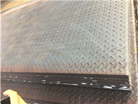 江門花紋板廠家銷售 q235防滑鐵板 可加工開平