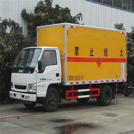 3吨爆破器材运输车价格,危险品运输车,江铃危货车厂家