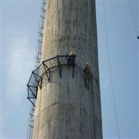 武都縣鋼煙筒塔架除銹刷油漆防腐 優質單位