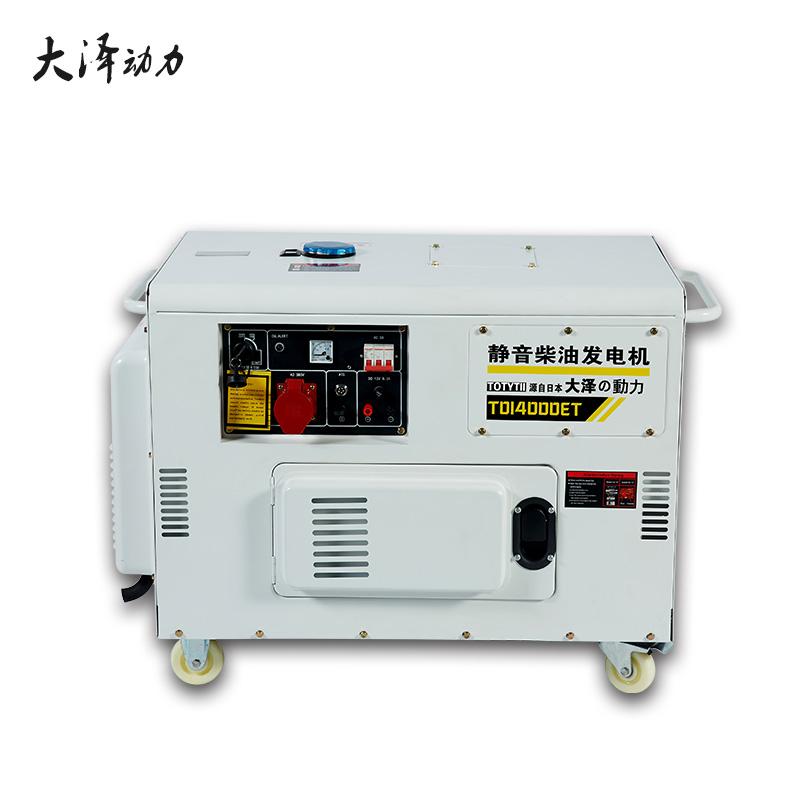 高原15kw柴油发电机技术案例