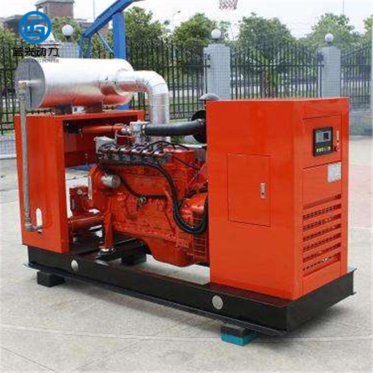 200kw沼气发电机组 50千瓦燃气发电机