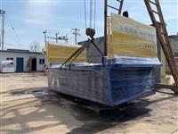 襄樊工地車輛沖洗設備安安裝簡單
