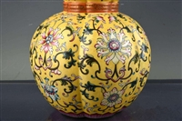 哪家公司珐琅彩描金瓶展览 展销价格高 国枰拍卖