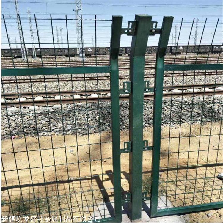 新疆铁路隔离网 乌鲁木齐隔离网施工价格图片
