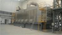 污泥干化设备 网带式干燥机
