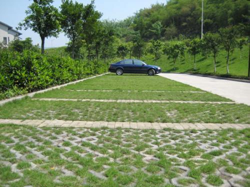汕頭混凝土植草磚圖片