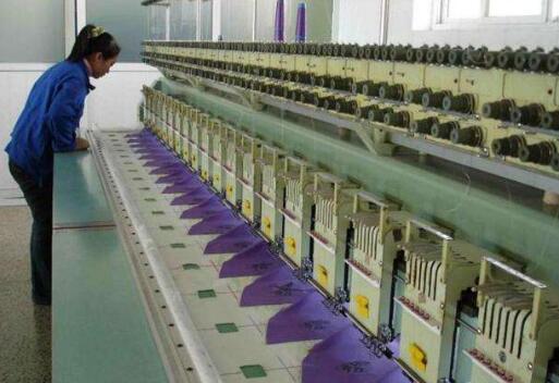 鄭州電腦繡花機報價 正實現高速穩定生產