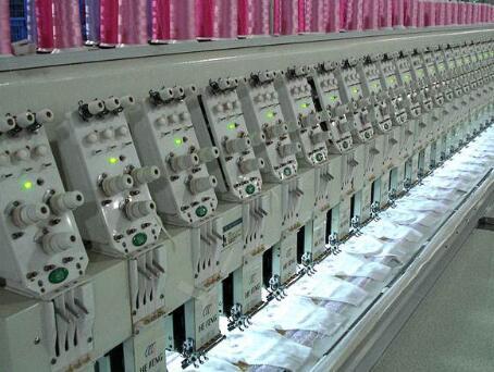 合肥二手電腦繡花機 歡迎來電洽談
