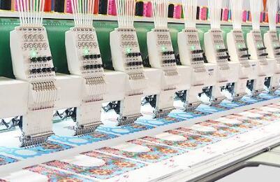 上海多功能电脑绣花机价格 颠覆你对绣花的想象