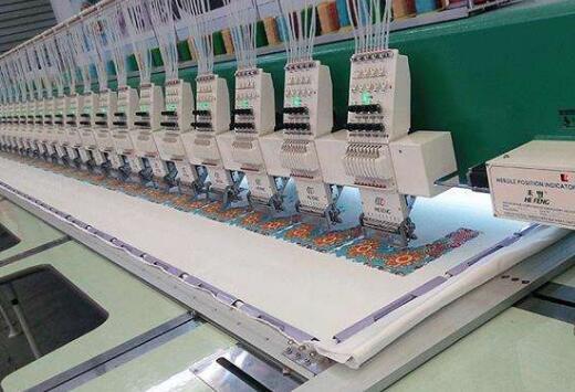 深圳高速电脑绣花机厂家 在线免费咨询