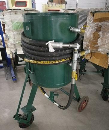 抚顺喷砂罐厂家 技术成熟 产品稳定