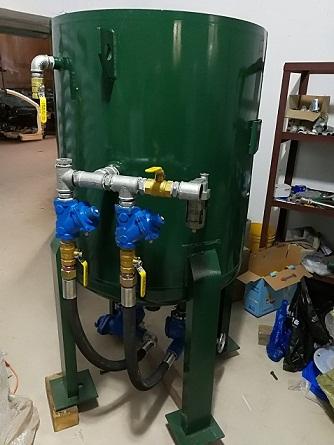 鞍山喷砂罐厂家 欢迎来电了解