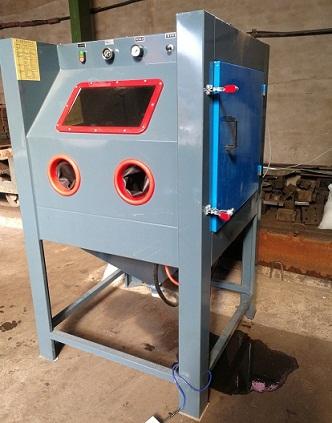 赤峰手动喷砂机价格 工艺精良 性能优异