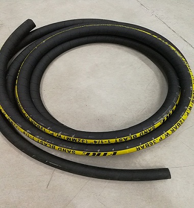 吉林帘子线喷砂胶管价格 喷砂带 技术成熟 产品稳定