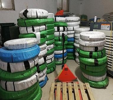 大庆喷砂胶管厂家 喷砂机配件 欢迎来电了解