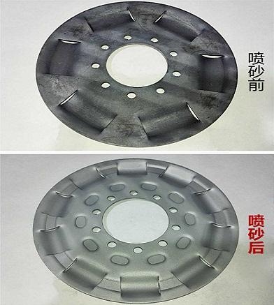 本溪玻璃珠喷砂加工厂家 喷砂防腐 工艺精良 性能优异