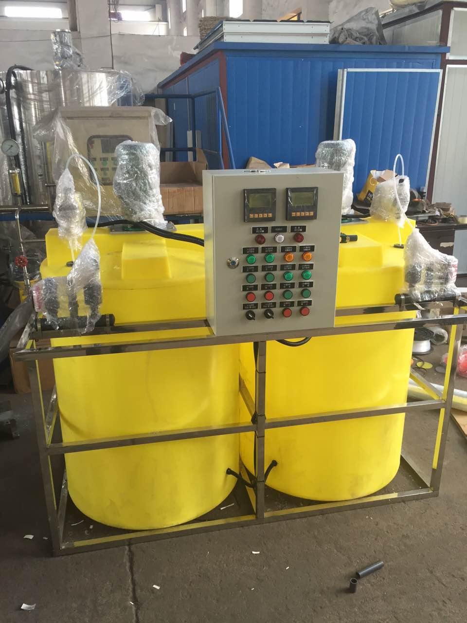 苏州全自动加药装置生产厂家 一键获取成交价